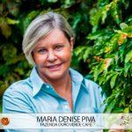 Cafeicultora Maria Denise Piva Concurso Florada Café Especial 3 Corações
